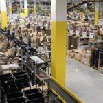 """Sciopero Amazon Pisa 24 febbraio 2021 """"Presidio dei lavoratori che consegnano le merci"""